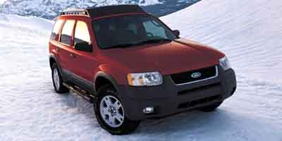 2004 Ford Escape 4dr 103' WB XLT