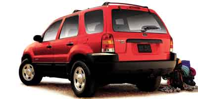 2004 Ford Escape 4dr 103' WB XLS 4WD