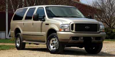 2004 Ford Excursion 137' WB 6.8L Limited 4WD