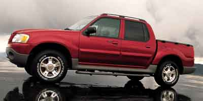 2004 Ford Explorer Sport Trac 4dr 126' WB 4WD XLS