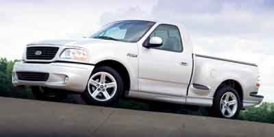 2004 Ford F150 Reg Cab Flareside 120' XL 4WD
