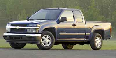 2004 Chevrolet Colorado Ext Cab 125.9' WB LS Z85