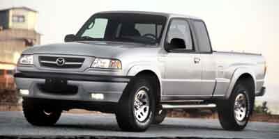 2003 MAZDA B-Series Pickup