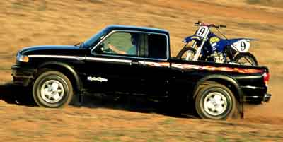 2000 MAZDA B-Series Pickup SX