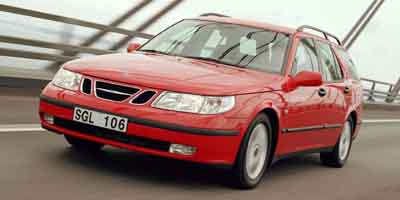 2004 Saab 9-5 Linear