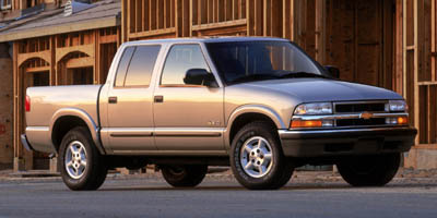 2004 Chevrolet S10 Pickup LS