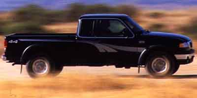 2000 MAZDA B-Series Pickup SE