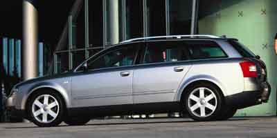 2004 Audi A4 2004.5 5dr Wgn 3.0L Avant quattro M