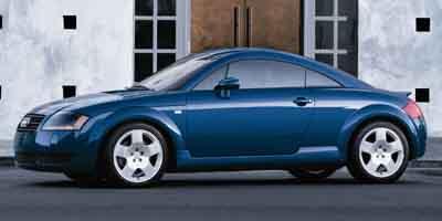 2004 Audi TT 1.8T