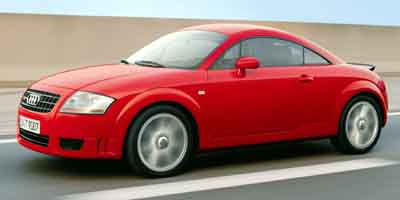 2004 Audi TT 3.2