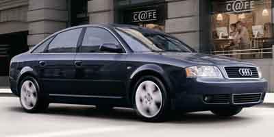 2004 Audi A6 3.0