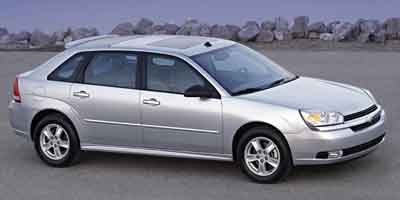 2004 Chevrolet Malibu 4dr Sdn LT
