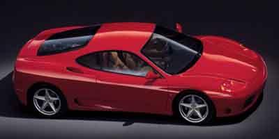 2003 Ferrari 360 2dr Cpe Modena