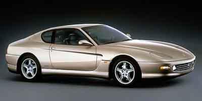 2003 Ferrari 456M GT A