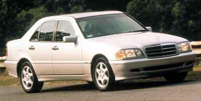 2000 Mercedes-Benz C 43 AMG