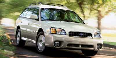 2004 Subaru Outback H6 35th Anniversary Edition
