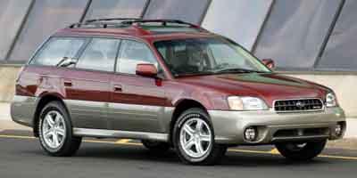 2004 Subaru Outback H6 L.L. Bean Edition