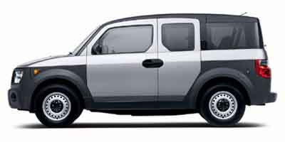 2004 Honda Element 2WD LX Auto