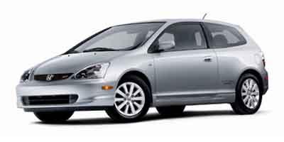 2004 Honda Civic 3dr HB Si Manual w/Side Airbags