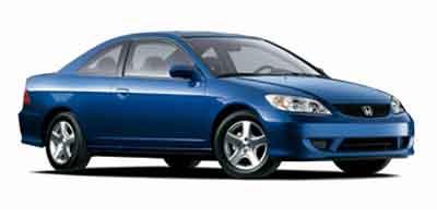 2004 Honda Civic 2dr Cpe EX Auto