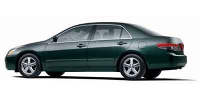 2004 Honda Accord EX Manual w/Leather/XM
