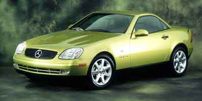 2000 Mercedes-Benz SLK 230
