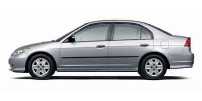 2004 Honda Civic 4dr Sdn DX Manual