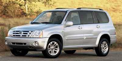 2004 Suzuki XL7 EX