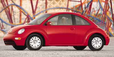 2004 Volkswagen Beetle GL TDI