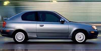 2004 Hyundai Accent GT