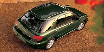 2003 Subaru Impreza TS