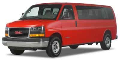 2004 GMC Savana 1500