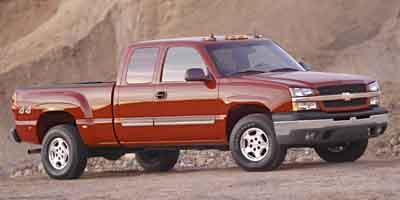 2004 Chevrolet Silverado 1500 Ext Cab 157.5' WB 4WD LT