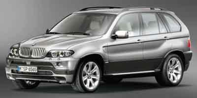 2004 BMW X5 X5 4dr AWD 4.8is