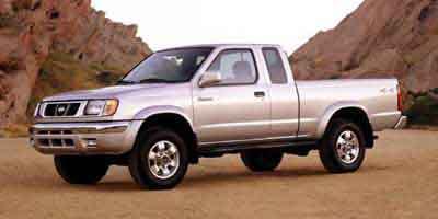 2000 Nissan Frontier SE Desert Runner