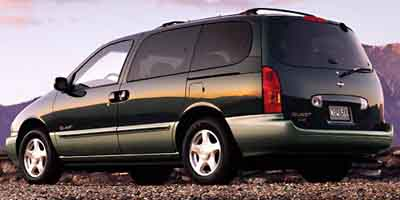 2000 Nissan Quest SE