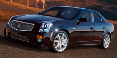2005 Cadillac CTS 4dr Sdn
