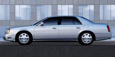 2005 Cadillac De Ville DTS