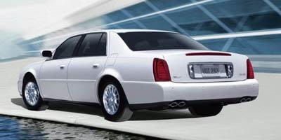 2005 Cadillac De Ville DHS