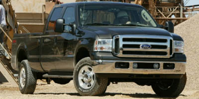 2007 Ford F250 King Ranch