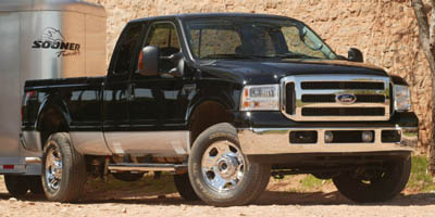 2007 Ford F250 4WD SuperCab 142' XLT