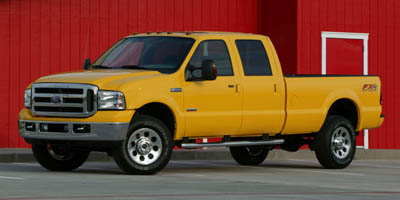 2005 Ford F350 Supercab 158' XLT 4WD