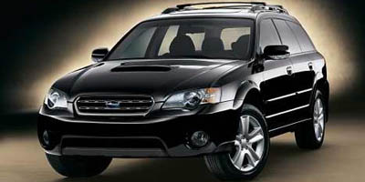 2006 Subaru Outback 2.5XT Limited