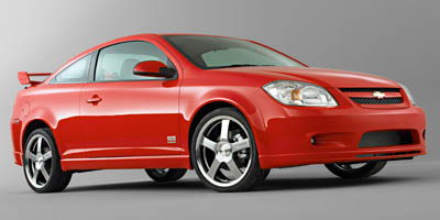 2005 Chevrolet Cobalt 2dr Cpe SS Supercharged