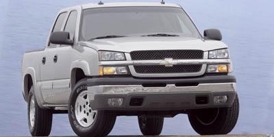 2005 Chevrolet Silverado 1500 Crew Cab 143.5' WB LT