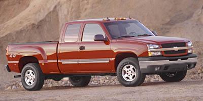 2005 Chevrolet Silverado 1500 Ext Cab 157.5' WB 4WD LS