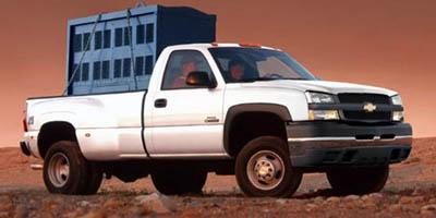 2005 Chevrolet Silverado 3500 Reg Cab 133' WB 4WD DRW Wrk Trk