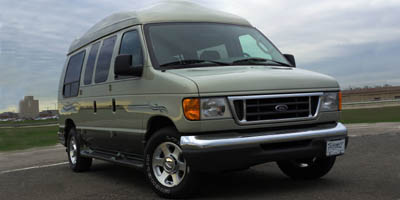 2005 Ford E-150 and Econoline 150 XL
