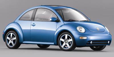 2004 Volkswagen Beetle Satellite Blue