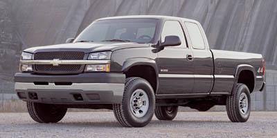2006 Chevrolet Silverado 3500 Ext Cab 157.5' WB 2WD SRW Wrk Trk